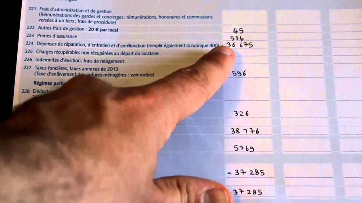 Comment faire sa déclaration d'impôt en loi Pinel ?