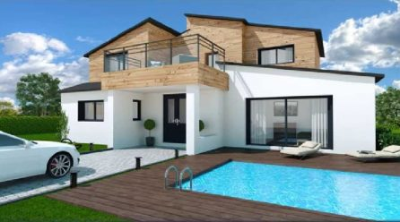 Plan de maison – faire construire sa maison design