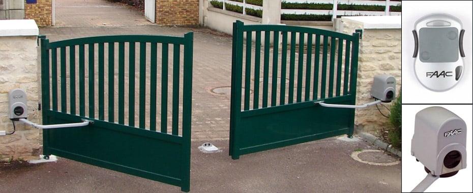 Quelles caractéristiques pour un portail standard ?