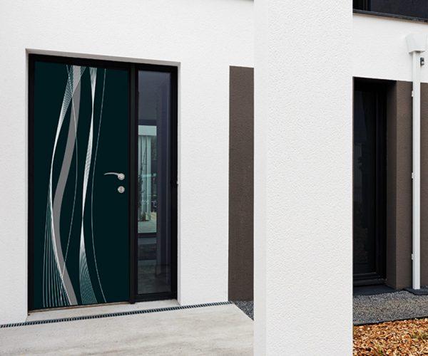Focus sur les matériaux et les prix des portes d'entrée