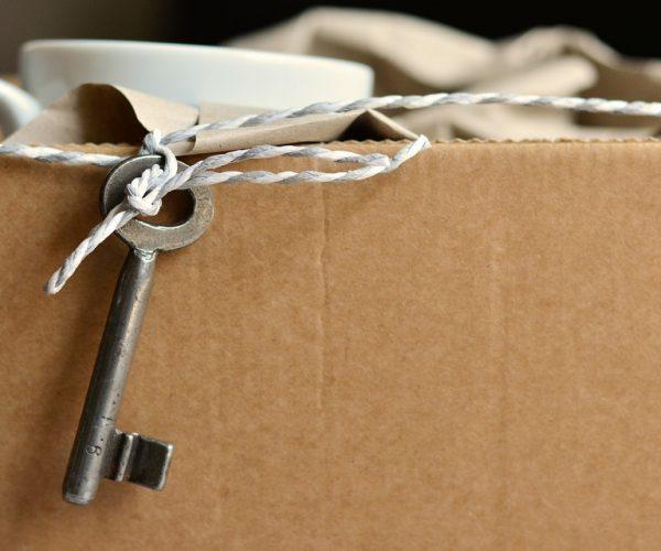 Un box de stockage pour déménager tranquillement