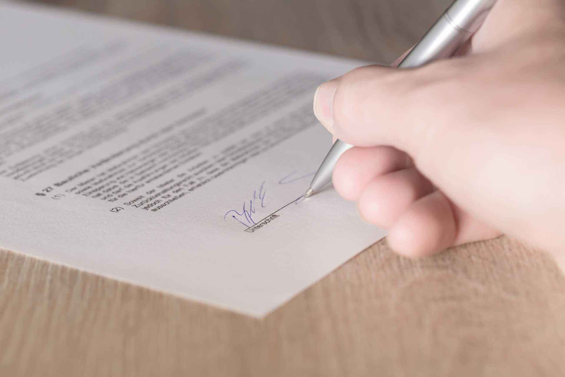 Les éléments à ne pas mentionner dans le contrat de location