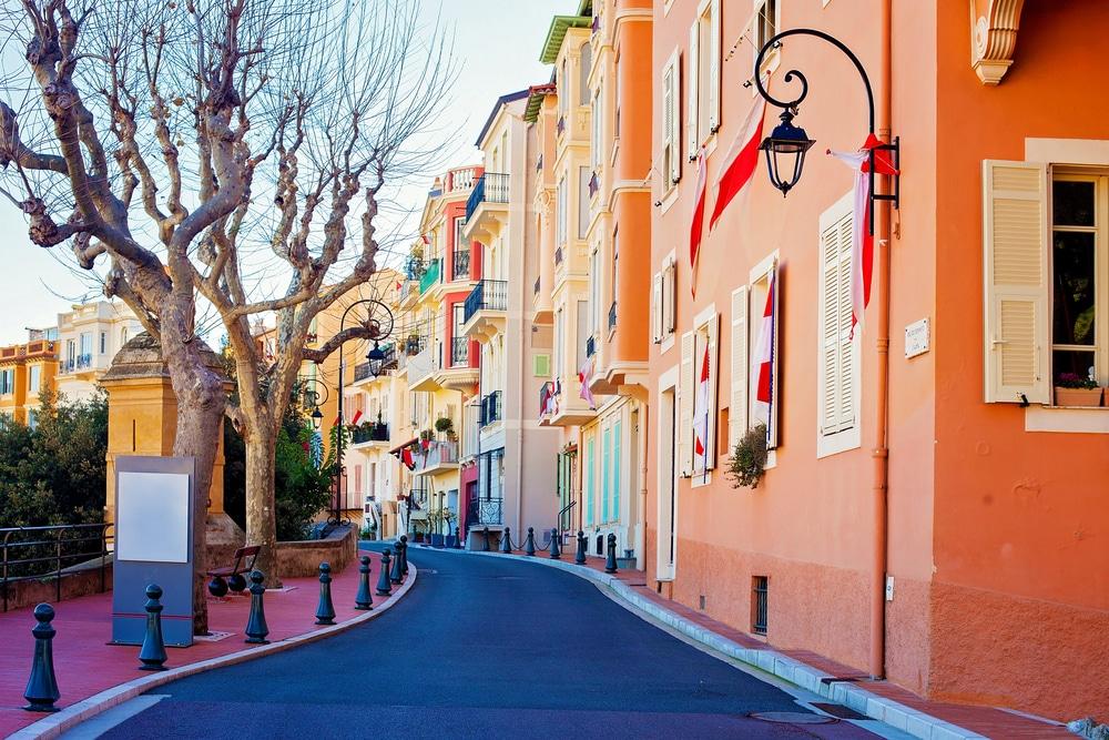 prix du mètre carré à Monaco