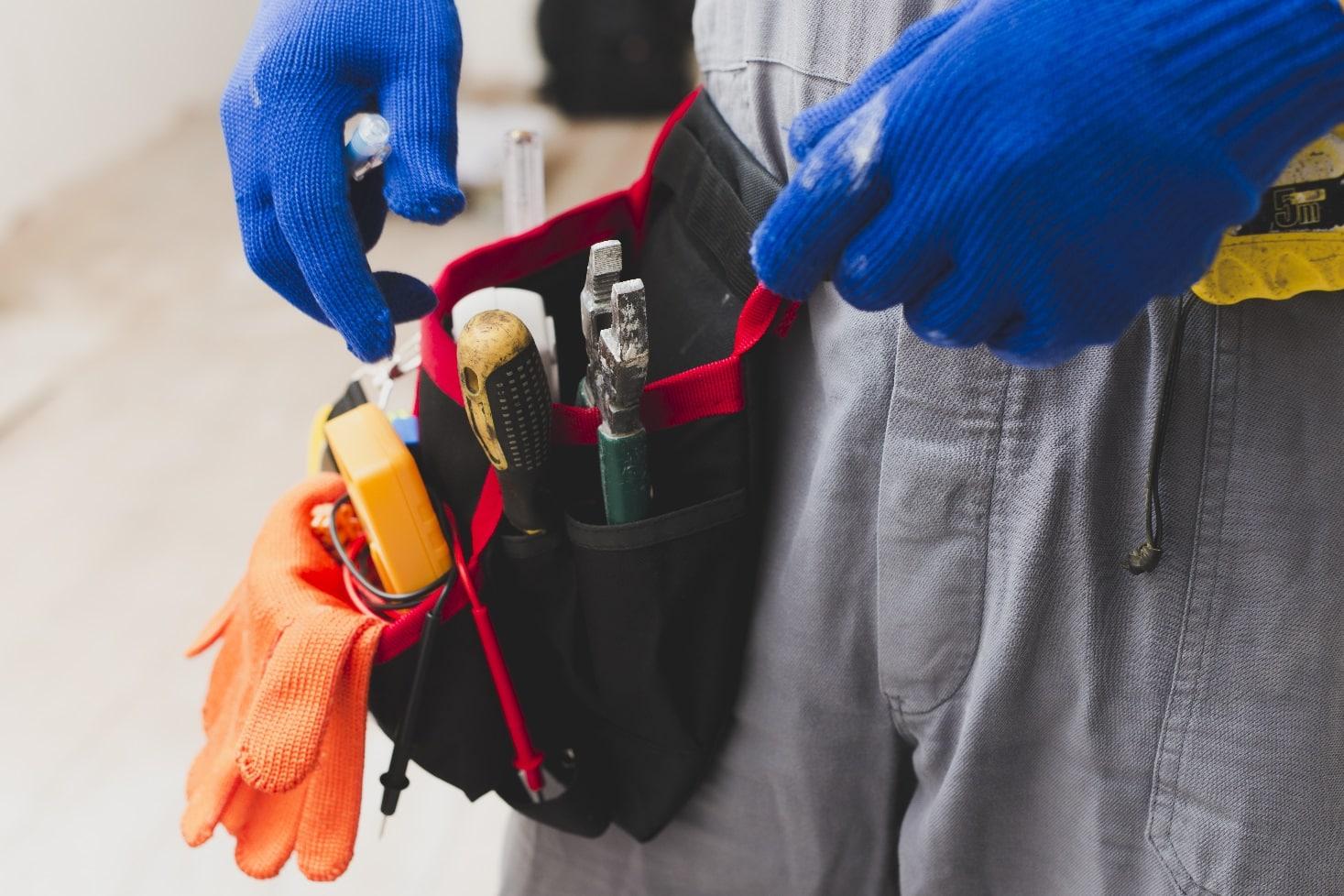 Les outils d'un bon électricien