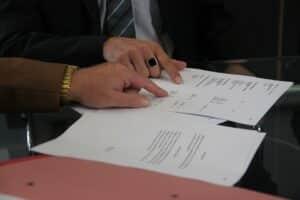 Qu'est-ce qu'un acte notarié?