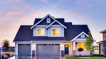 Les avantages d'une maison clé sur porte