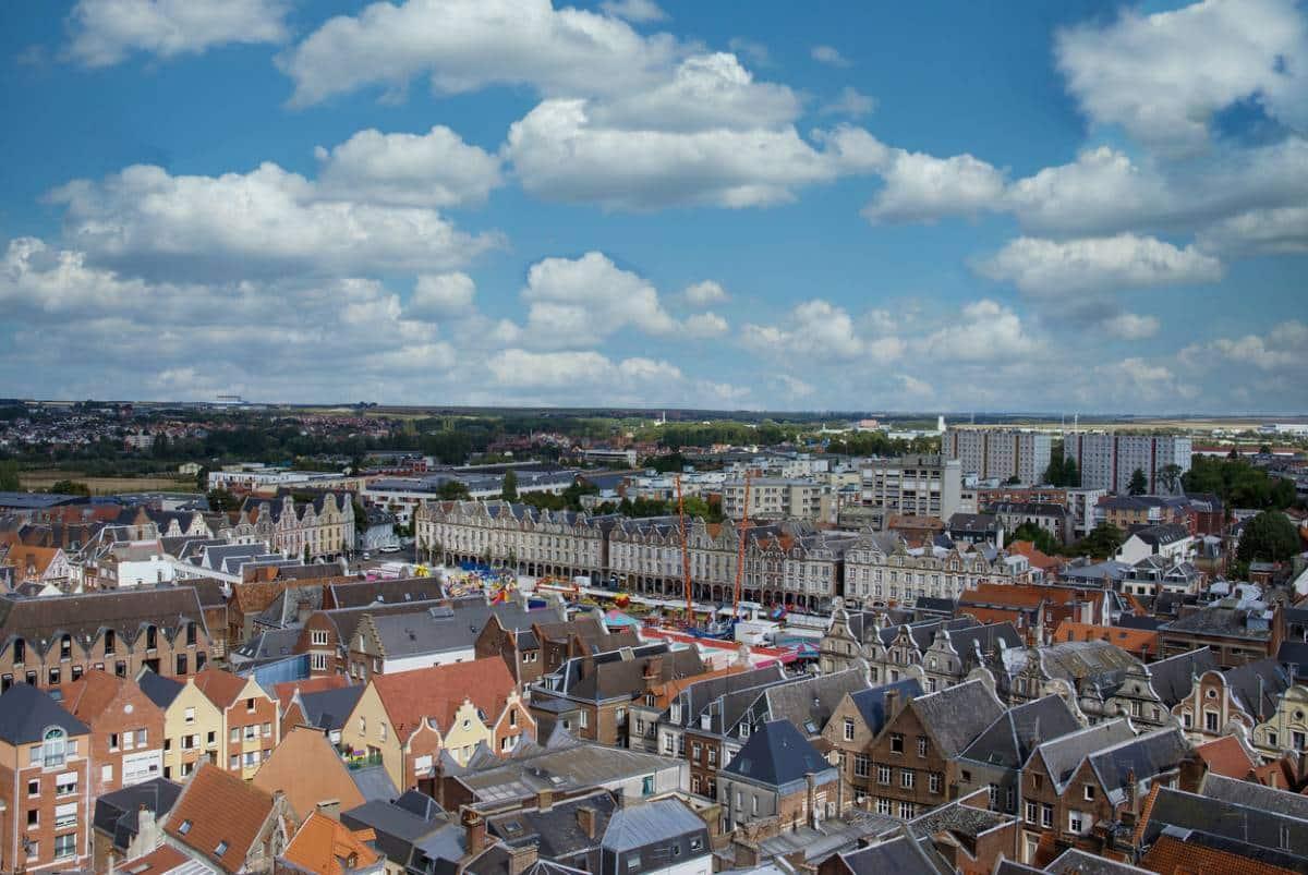 Nord-Pas-de-Calais : de l'architecture traditionnelle à la modernité