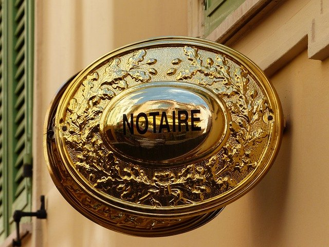 notaire achat immobilier neuf