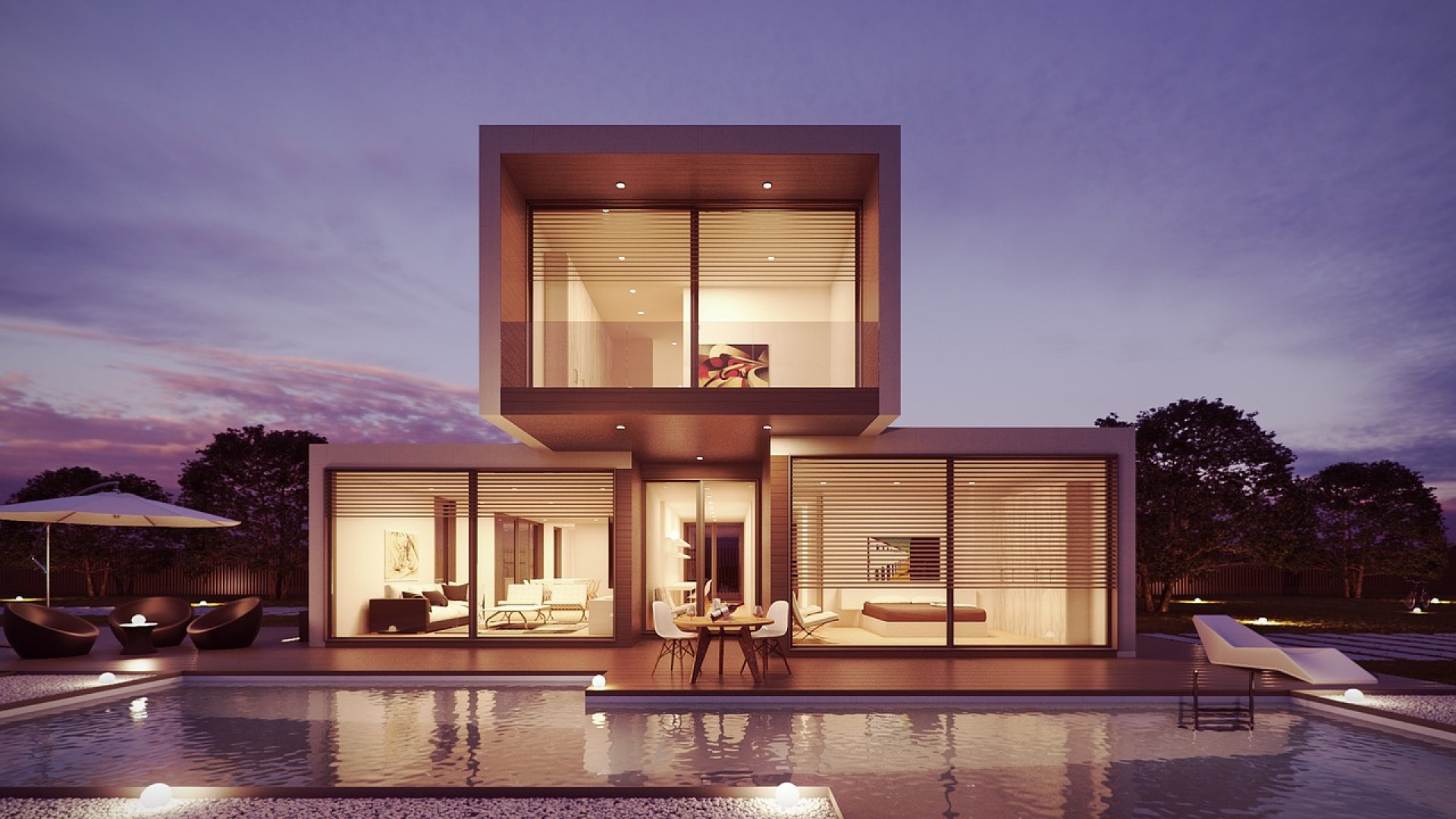 Les maisons d'aujourd'hui sont écologiques et donc, économiques