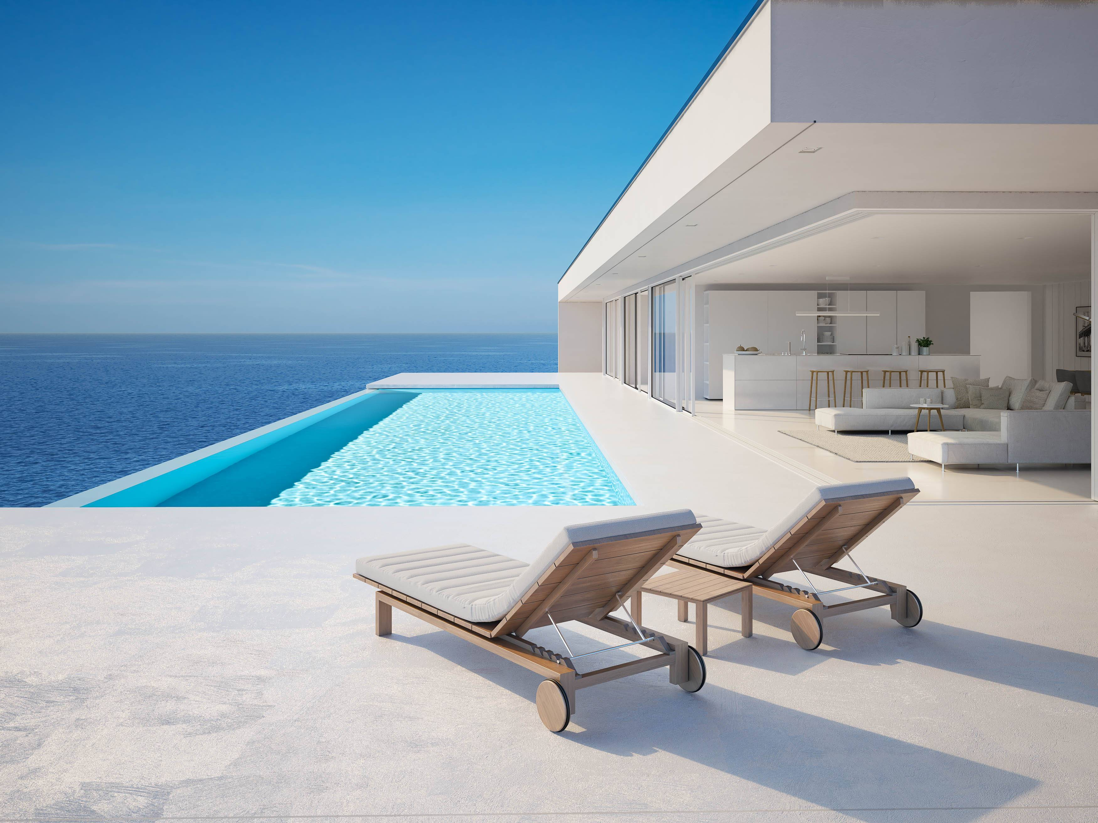 ville de luxe à Nice immobilier